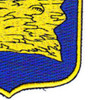 40th Infantry Regiment Patch | Lower Right Quadrant