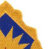 40th Infantry Division Patch | Upper Right Quadrant