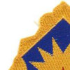 40th Infantry Division Patch | Upper Left Quadrant