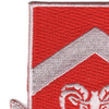 40th Engineer Battalion Patch | Upper Left Quadrant