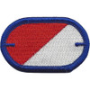 40th Cavalry Regiment 1st Squadron Oval Patch