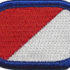 40th Cavalry Regiment 1st Squadron Oval Patch | Center Detail