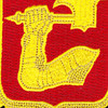 40th Field Artillery Regiment Patch | Center Detail