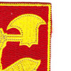 40th Field Artillery Regiment Patch | Upper Right Quadrant