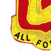 40th Field Artillery Regiment Patch | Lower Left Quadrant