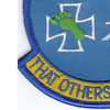 33rd Rescue Squadron Patch That Others May Live   Lower Left Quadrant