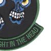 33rd Rescue Squadron Patch Rescue Backender | Lower Right Quadrant