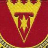 801st Airborne Ordnance Battalion Patch | Center Detail