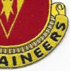 801st Airborne Ordnance Battalion Patch | Lower Right Quadrant