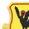 33rd Rescue Squadron, 18th Fighter Wing With Green Feet War Room Patch | Upper Left Quadrant