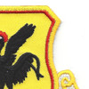 33rd Rescue Squadron, 18th Fighter Wing With Green Feet War Room Patch | Upper Right Quadrant