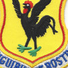 33rd Rescue Squadron, 18th Fighter Wing With Green Feet War Room Patch   Center Detail