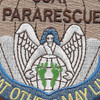 33rd Pararescue Desert Patch | Center Detail