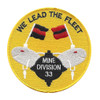 33rd Mine Division Patch