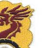 7th Transportation Battalion Patch | Upper Right Quadrant