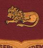 33rd Field Artillery Battalion Patch