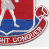 33rd Engineer Battalion Patch   Lower Right Quadrant