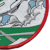 339th Fighter Group Patch | Lower Right Quadrant