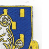 337th Infantry Regiment Patch | Upper Right Quadrant