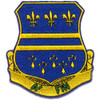 335th Infantry Regiment Patch