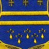 335th Infantry Regiment Patch | Center Detail