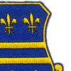 335th Infantry Regiment Patch | Upper Right Quadrant