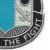 334th Quartermaster Battalion Patch | Lower Right Quadrant