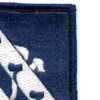 334th Airborne Infantry Regiment Patch | Upper Right Quadrant