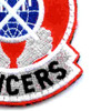 333rd Fighter Squadron Patch Hook And Loop | Lower Right Quadrant