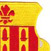 333rd Field Artillery Patch | Upper Right Quadrant