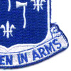333rd Airborne Infantry Regiment Patch | Lower Right Quadrant