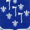 333rd Airborne Infantry Regiment Patch | Center Detail