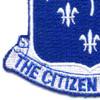 333rd Airborne Infantry Regiment Patch | Lower Left Quadrant