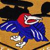 7th Squadron 9th Air Aviation Battalion Alpha Company Patch   Center Detail