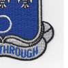 331st Infantry Regiment Patch | Lower Right Quadrant