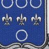 331st Infantry Regiment Patch | Center Detail