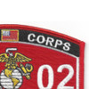 3302 Food Service Officer MOS Patch | Upper Right Quadrant
