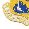 328th Fighter Group Patch | Lower Left Quadrant