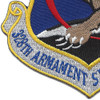 328th Armament Systems Wing | Lower Left Quadrant