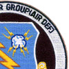 327th Fighter Group (Air Def) Patch   Upper Right Quadrant