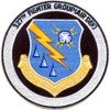 327th Fighter Group (Air Def) Patch