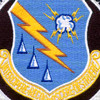 327th Fighter Group (Air Def) Patch   Center Detail