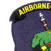 327th Airborne Infantry Regiment Patch Recon | Upper Left Quadrant