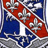 327th Airborne Infantry Regiment Patch | Center Detail