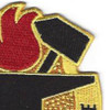 326th Maintainance Battalion Patch | Upper Right Quadrant