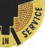 326th Maintainance Battalion Patch | Lower Right Quadrant