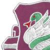 326th Airborne Medical Battalion Patch | Upper Left Quadrant