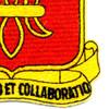 327th Airborne Field Artillery Battalion Patch | Lower Right Quadrant