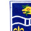 326th Airborne Glider Infantry Regiment Patch | Upper Left Quadrant