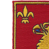 326th Airborne Field Artillery Battalion Patch | Upper Left Quadrant